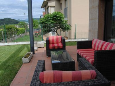 Photo for 4BR Apartment Vacation Rental in Olot, Catalonia