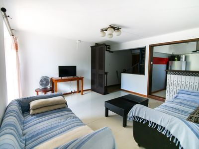 Photo for MAURITIUS: GRAND BAY: CORAL PARK RESIDENCE: APARTMENT CORNER OF MIRE: FURNISHED WITH COMMON SWIMMING POOL, 4 PERS.