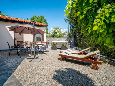 Photo for Vacation home Amberg in Opatija/Kastav - 6 persons, 3 bedrooms