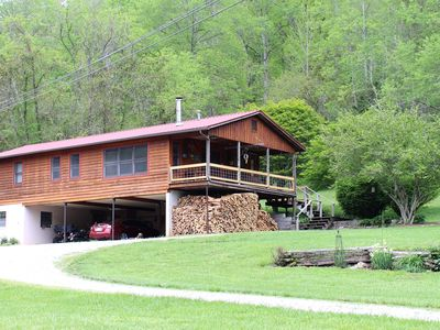 Photo for Tranquil Cottage Located In The Head Of The Sequatchie Valley.