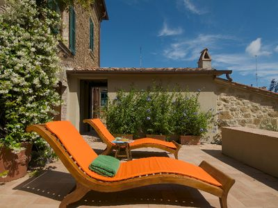 Photo for CHARMING VILLA in Castelmuzio with Pool & Wifi. **Up to $-1045 USD off - limited time** We respond 24/7