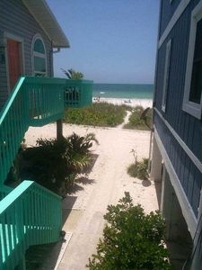 Photo for Gulffront Freestanding Ground Floor Beach House Not A Step