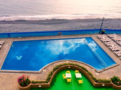 Photo for Atlantic View 4-Apartment with ocean view and pool