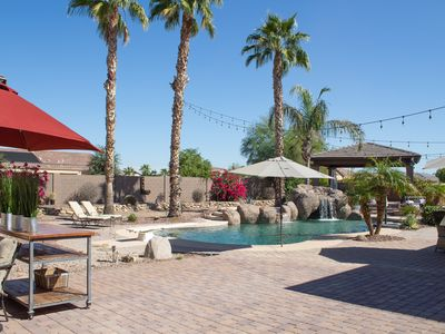 Casita with Pool/Hot Tub  Spring Training, Nascar, NFL
