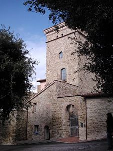 Photo for Apartment located within the Baglioni-Pompili Rocca of the fourteenth century.