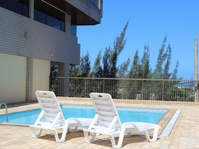 Photo for Beautiful 3 bedroom apartment with sea view.