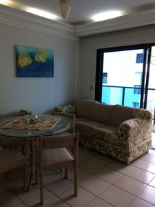 Photo for BEAUTIFUL APARTMENT IN FLAT CAPITANIA VARAM - PITANGUEIRAS GUARUJÁ