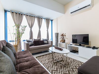 Photo for 60 Sqm 1 B/R @ Two Central (I)