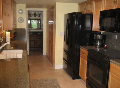 Totally Remodeled Kitchen with new Refrigerator, Stove and Dishwasher