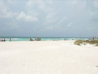 Photo for Gorgeous Home Just Steps to Beach, Miles of White Sandy Beach