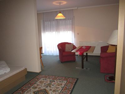 Photo for Ruhiges 1-Zimmer-Appartement nahe am Stadtplatz