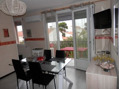 Photo for GD T2 43M2 CLIMATISE / SEA VIEW / ST PIERRE THE SEA 11560 AUDE.