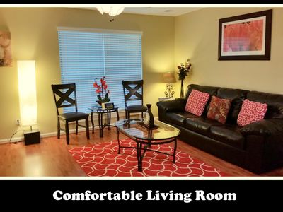 Photo for 3BR Townhome Vacation Rental in Houston, Texas