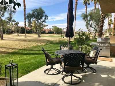 Photo for Fairway views at PGA West - Tee Box #5 - Super Low Summer Rates -3 bedroom!