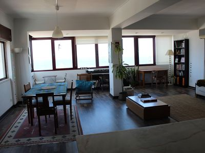 Photo for 360 Panoramic Stunning View over Lisbon - Apartment for 6 people in Lisboa ciudad