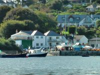 An excellent holiday on the Roseland Peninsula with so many interesting aspects.