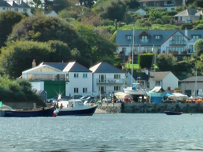Photo for 1BR Apartment Vacation Rental in St Mawes, Cornwall