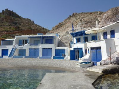 Photo for Wave apartment on the beach - Blue Mare Apartments