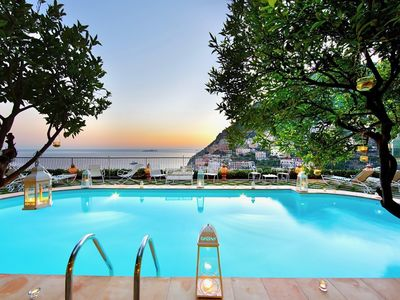 Photo for VILLA FIORITA - Eight Bedroom Villa, Sleeps 18