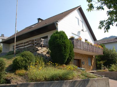 Photo for Large Family House near Willingen and View on national park BruchhauserSteine