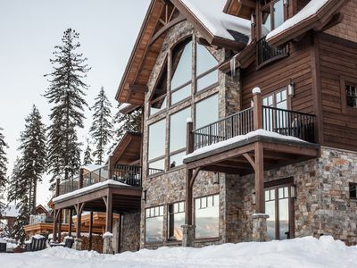 Photo for 5BR Chalet Vacation Rental in Revelstoke, BC