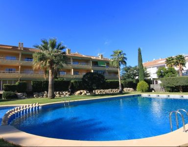Photo for Holiday Apartment Javea  Arenal 3 bedr