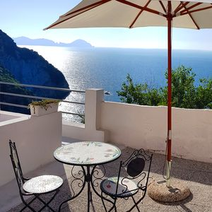 Photo for Sea view '' Mery '' house in Ponza - 3383978335