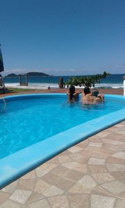 Photo for House by the sea with pool