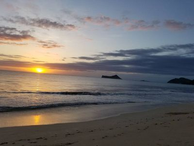 Photo for NEW Rental Right across the street from Waimanalo/Bellows, Sleeps 10