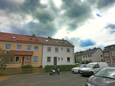 Photo for Modern apartment with balcony or terrace in Braunschweig near the zoo