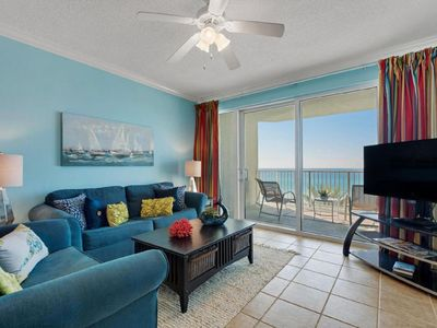 Photo for Boardwalk Luxury Condo - Free Wifi, Beachfront, 4th Floor, Great Amenities!