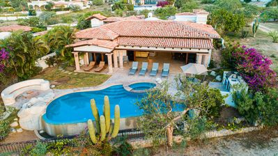 Photo for Private Luxury 4 Bedroom Cabo Del Sol Villa w Infinity Pool & Views to die for!