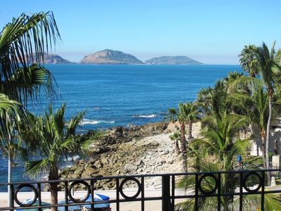 Photo for AMAZING VIEWS! Centro Historico Ocean View 2 bed / 2 bath 1800 sq. ft.