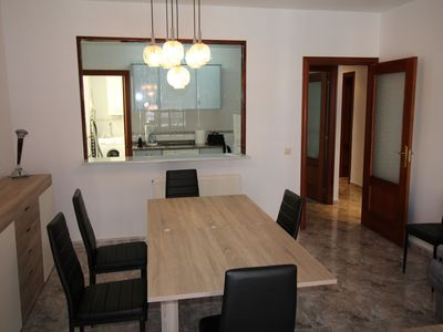Photo for Spacious apartment, located in small building well located, 2 steps from everything.