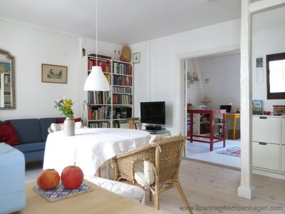 Photo for City Apartment in Copenhagen with 2 bedrooms sleeps 2