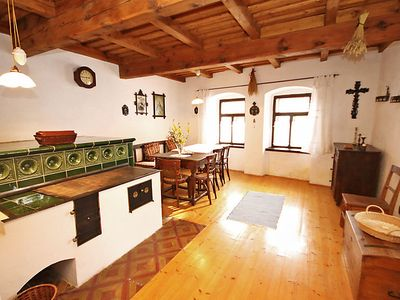 Photo for Vacation home Podoli in Cizova - 6 persons, 3 bedrooms