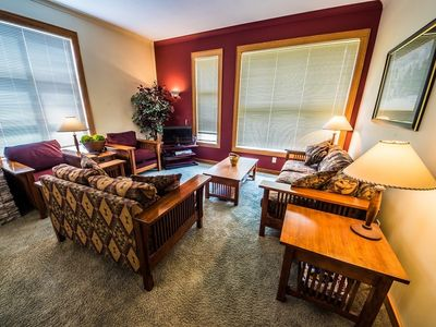 Photo for #200: 2 Bedroom | White Crystal Inn, Big White