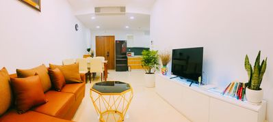 Photo for 2 BR • 2 BA • 5 SLEEP •BALCONY•POOL •Live downtown SaiGon