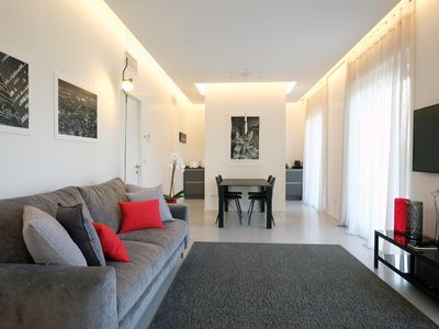 Photo for Deluxe Apartment in Villa - A paradise in Verona 5 minutes from the center