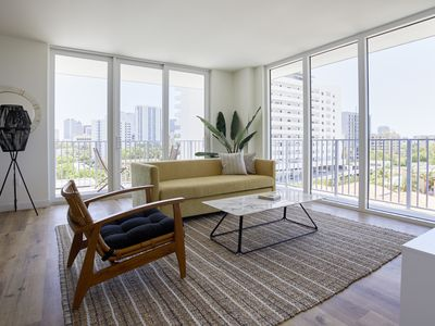 Photo for Sonder | Miami River | Bright 2BR + Pool View