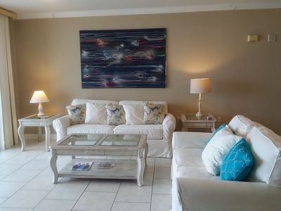 Photo for Fantastic 3 Bdrm/2 Bath Condo  A few steps to the sand & Gulf of Mexico!