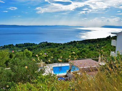 Photo for ** Villa Siesta with pool & sea view **