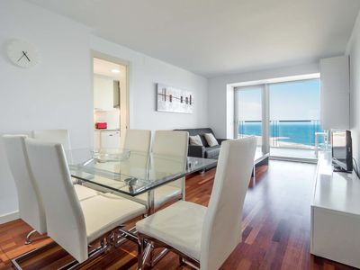 Photo for 841 - Beach Apartment w/ Pool - Sea Views