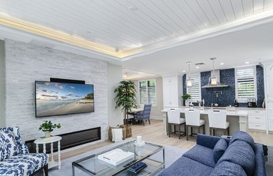 Photo for 9TH ST VILLA II - Luxurious Designer Townhouse in Olde Naples