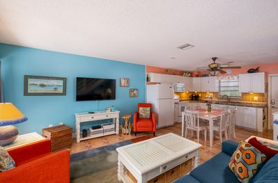 It will be tempting to just hang out and enjoy this cute condo!