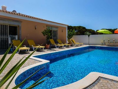 Photo for Villa MacGregor - 4 bedroom ground floor villa with pool on the outskirts of Quinta do Lago