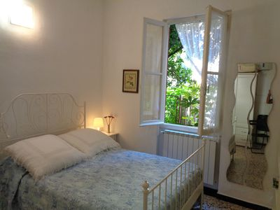 Photo for Monterosso Al Mare: At 150 meters from the sea, in the historical  center of Monterosso a small and romantic house for a  couple.