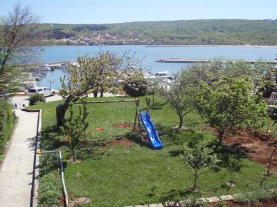 Photo for Brkovic Apartment Cizici Krk, 20 m to the sea, terrace, best choice for families