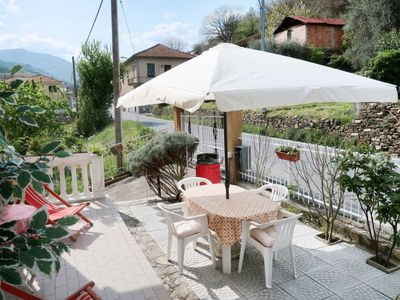 Photo for Vacation home Casa Gialla (SNE165) in Stellanello - 4 persons, 2 bedrooms