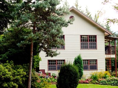Photo for Harrison Hot Springs: South Garden Vacation Rental